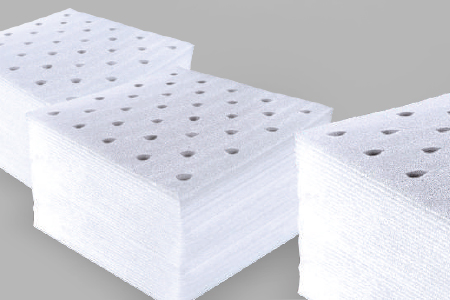 PE Foam Sheet Processing