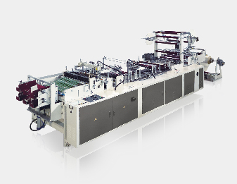 Universal Twin Line Sheet Protector Machine