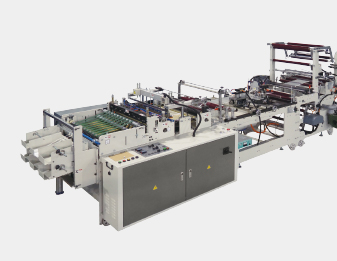 Single Line Sheet Protector Machine