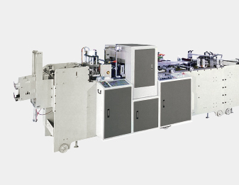 Fully Auto. Clear Folder (L Shape Folder) Machine