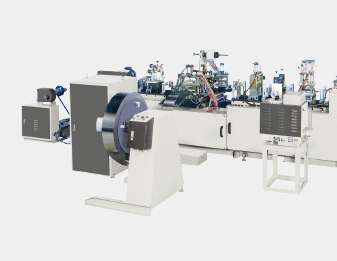Auto. Metal Fastener Machine