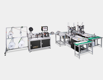 3 Layers Medical Mask Making Machine